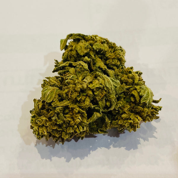 Fleurs suisses BANANA KUSH 6-8% de CBD - Indoor - Green Heaven | CBD Bordeaux