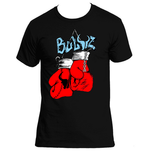 Bulyz Boxers Red,white, and Bulyz tee