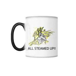 Bulyz All Steamed Up Coffee Mug - Drinkware