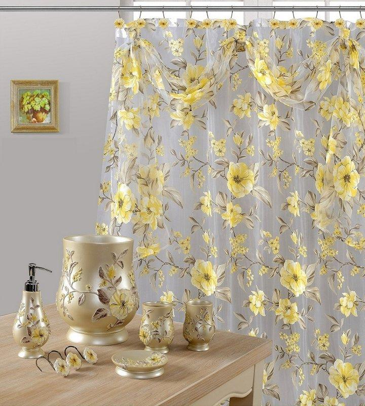 Melrose Bath Collection Yellow