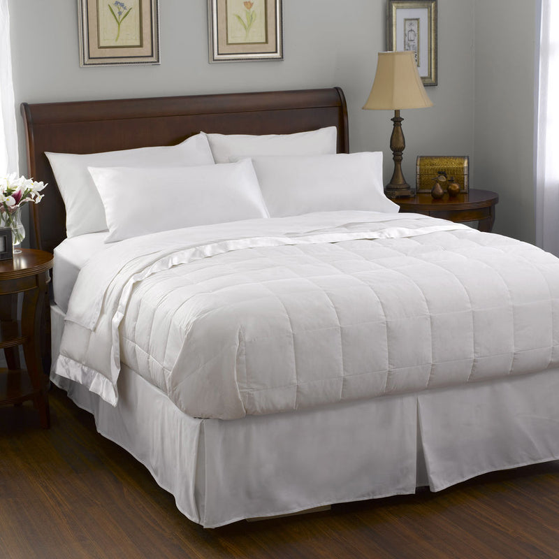 PC_NBL_40004-8 DownBlanket_White