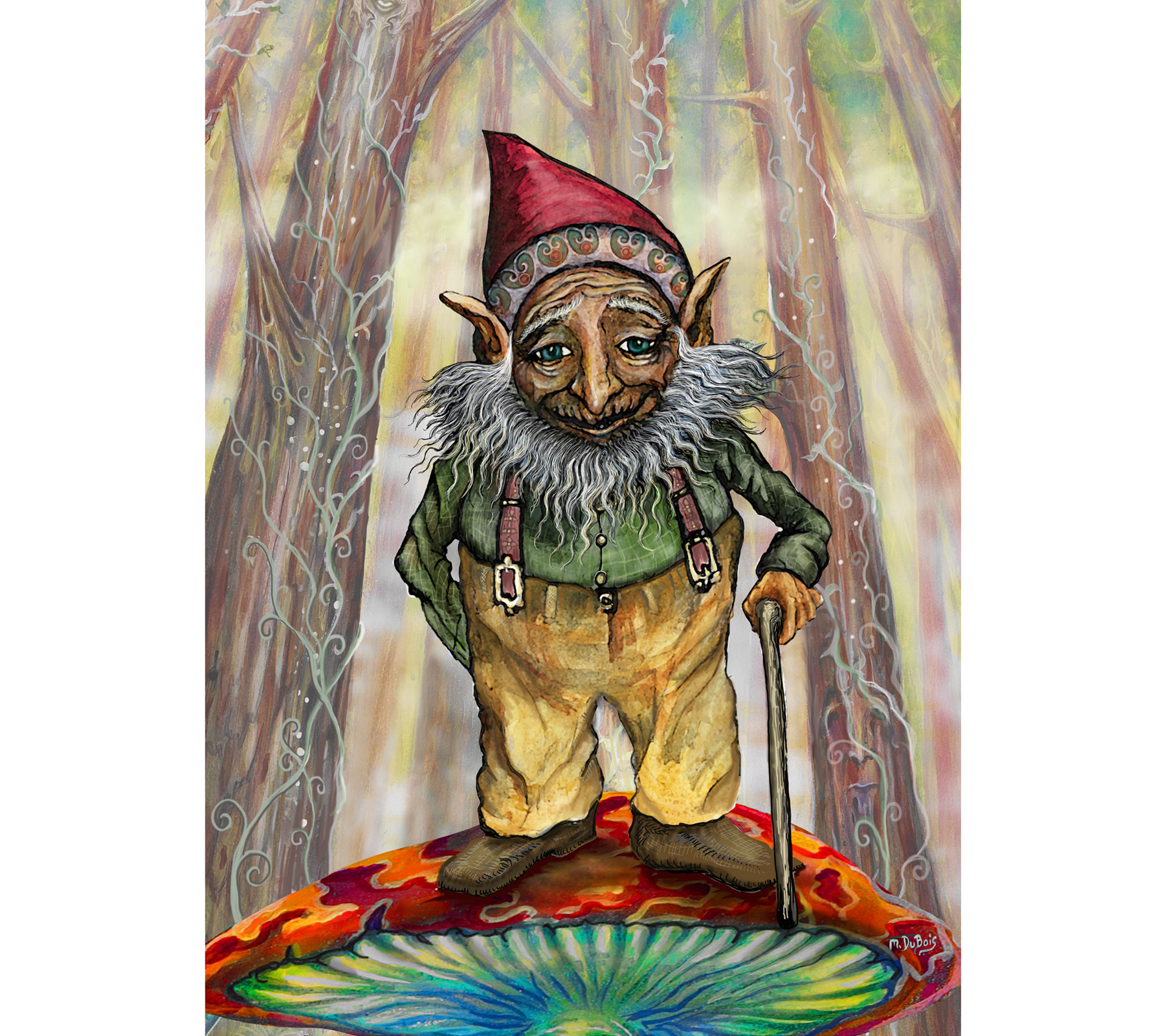 C-129 // Grandfather Gnome