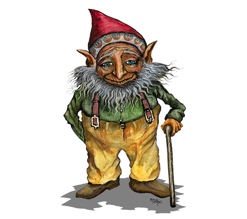DS-129 // Grandfather Gnome