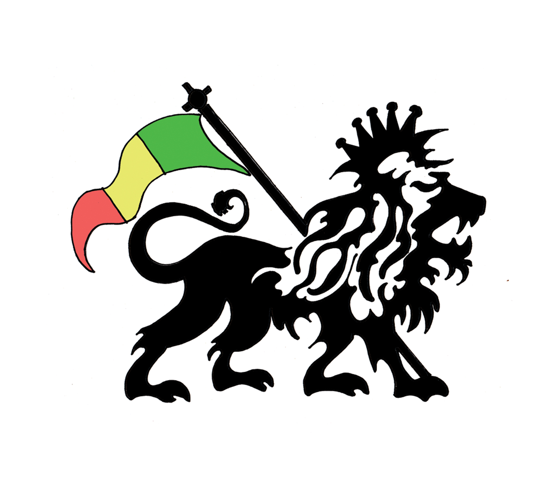 DS-218 // Rasta Lion