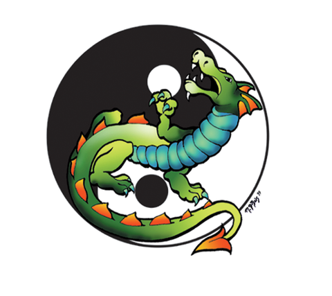 DS-76 // Yin Yang Dragon