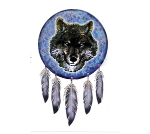 DS-908 // Native Wolf