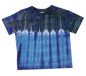 K-PBS // Black Blue Dyed