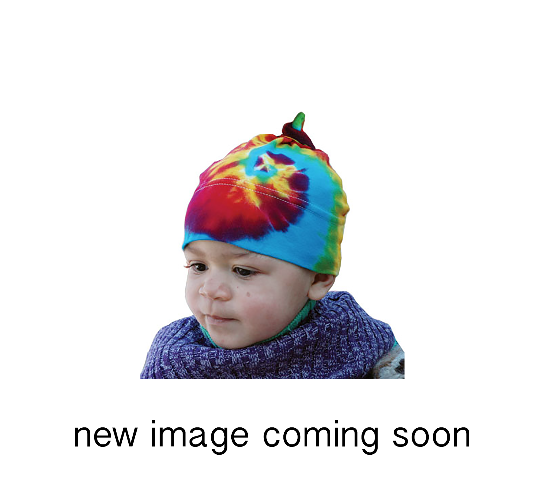 b626a31d6f1 KC-HAT    Infant-Toddler Rainbow Hat – HappyLife Productions