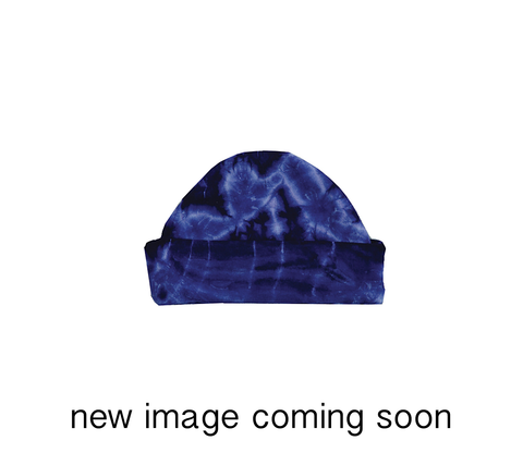 KC-PC // Infant-Toddler Purple Crinkle Tie Dye Hat