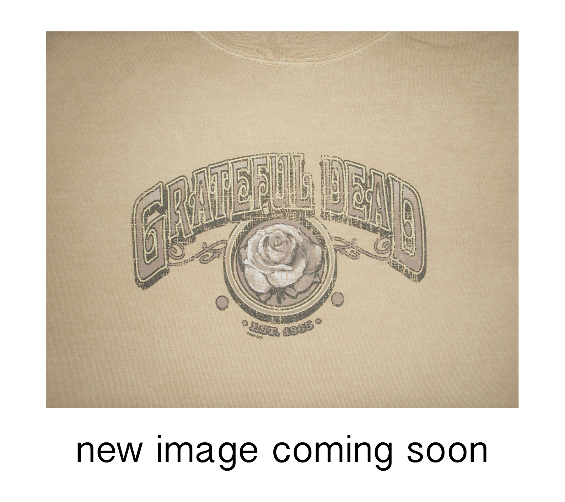 TS-706 // Grateful Dead  Rose