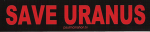 P-UR // Save Uranus
