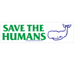S-014 // Save The Humans