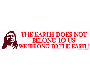 S-128 // We Belong to the Earth