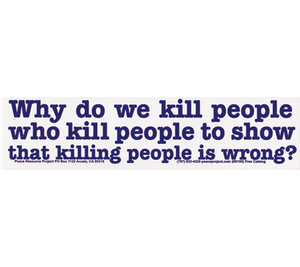 S-155 // Why Do We Kill People...