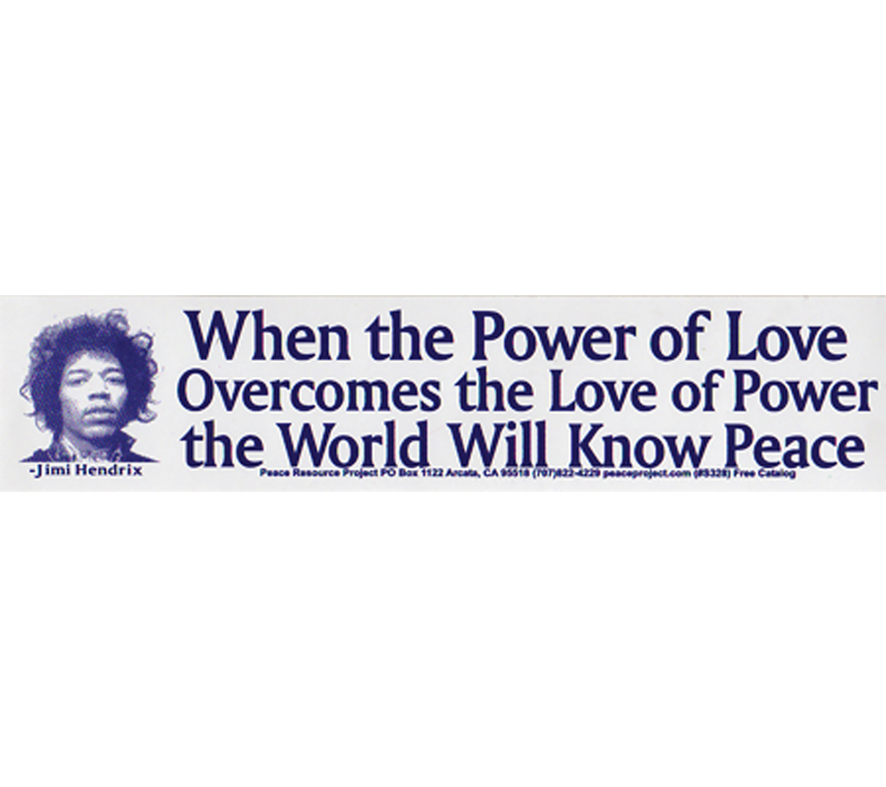 S-328 // Jimi Hendrix | Power-Of-Love