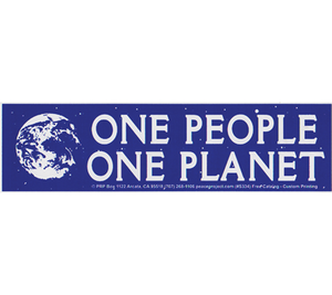 S-334 // One People One Planet