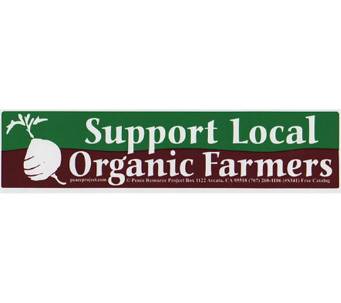 S-341 // Support Organic Farmers