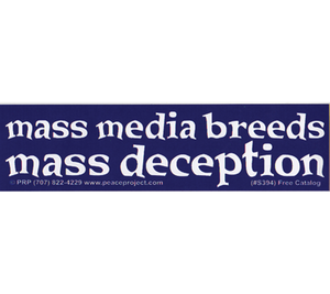 S-394 // Mass Media Breeds...