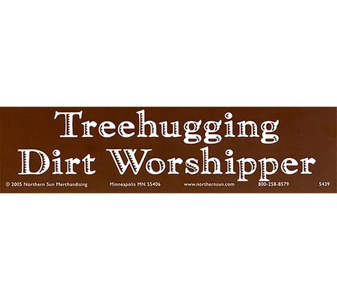 S-562 // Treehugging Dirt Worshipper