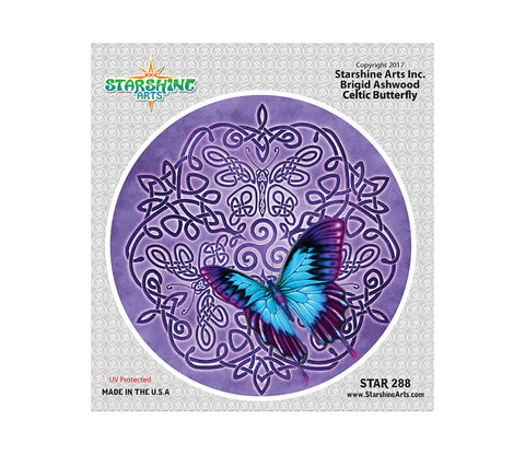 STAR-288 // Celtic Butterfly