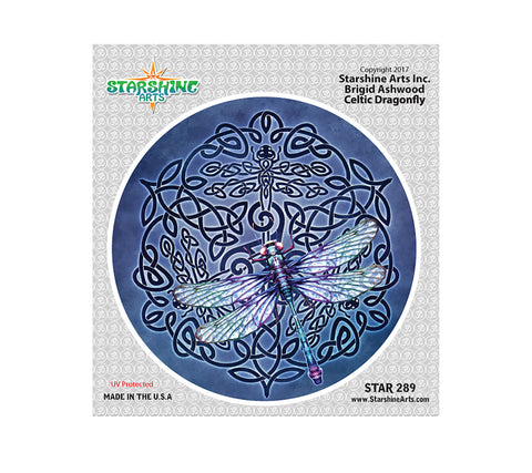 STAR-289 // Celtic Dragonfly