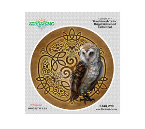 STAR-290 // Celtic Owl