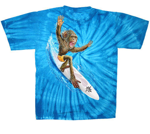 T-573 // Surfing Monkey