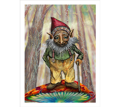 L-129 // Grandfather Gnome