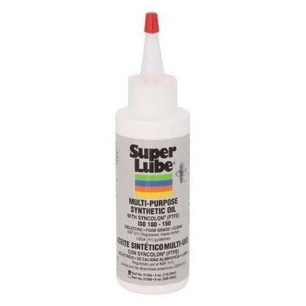 Super Lube Oil with P.T.F.E. (High Viscosity)