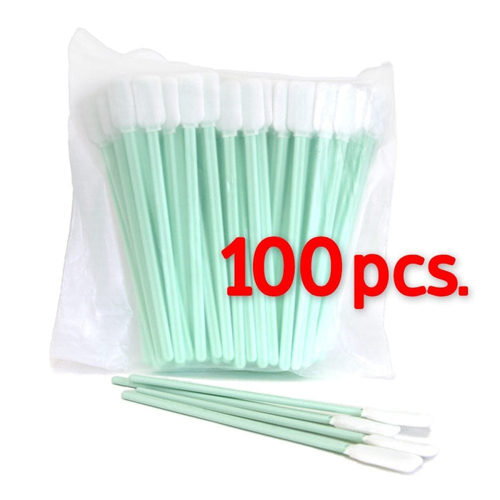 Epson F2100 DTG Large Cleaning Swabs - Polyester Head (100EA)