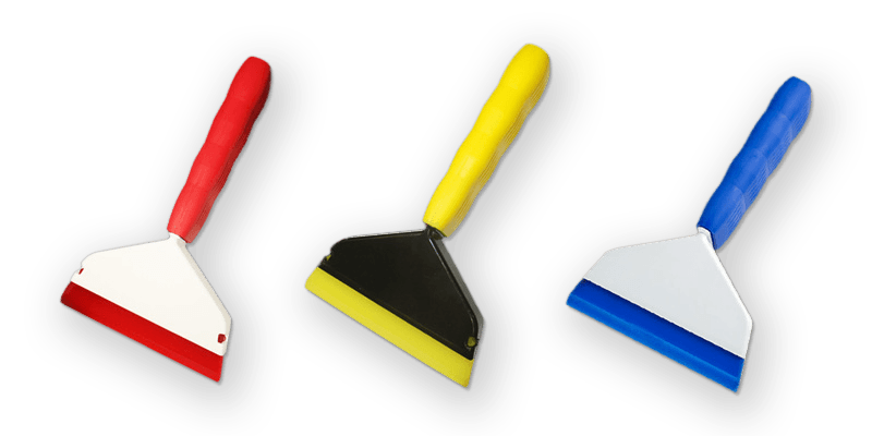DOCTOR MULTI-PURPOSE SQUEEGEES