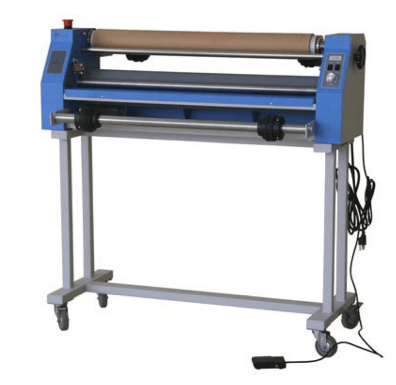 GFP 200 Series Cold Laminator Front Full View