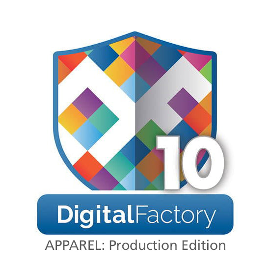 Digital Factory Apparel Epson Edition With Fluid Mask