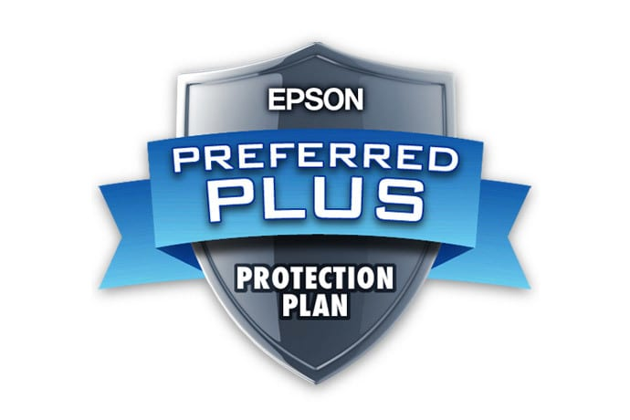 Additional 2-year Epson Preferred Plus Service, SP4900 and SCP5000