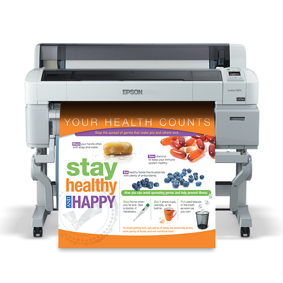Epson SureColor T5270 Single Roll Edition Printer