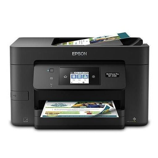Discontinued - Epson WorkForce Pro WF-4720 All-in-One Printer