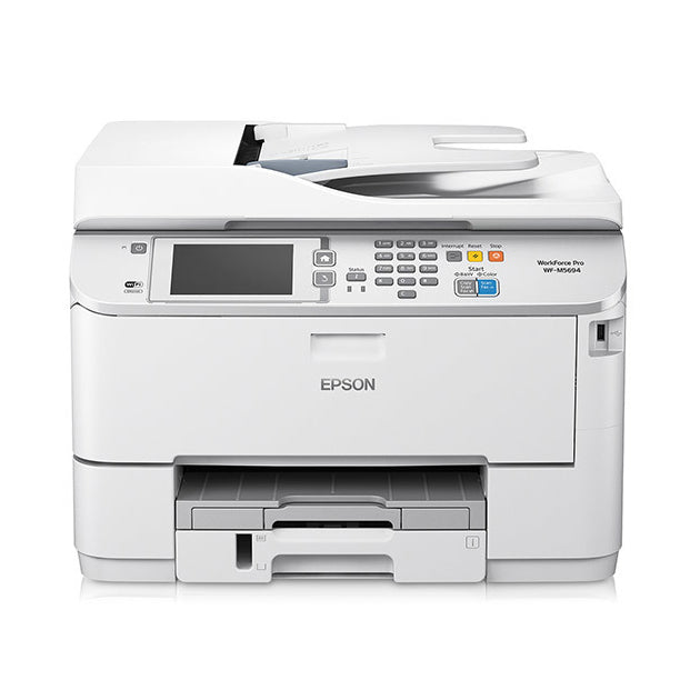 Discontinued - Epson WorkForce Pro WF-M5694 Multifunction Monochrome Printer
