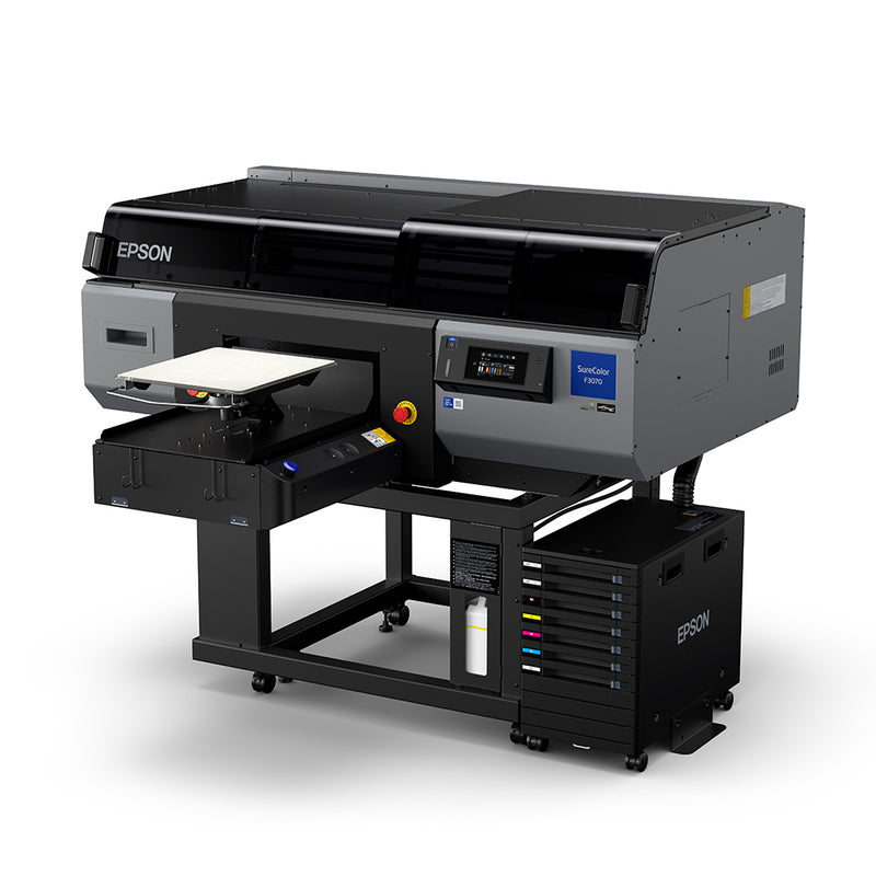 Epson SureColor F3070 Industrial Direct to Garment Printer - Main - Right View