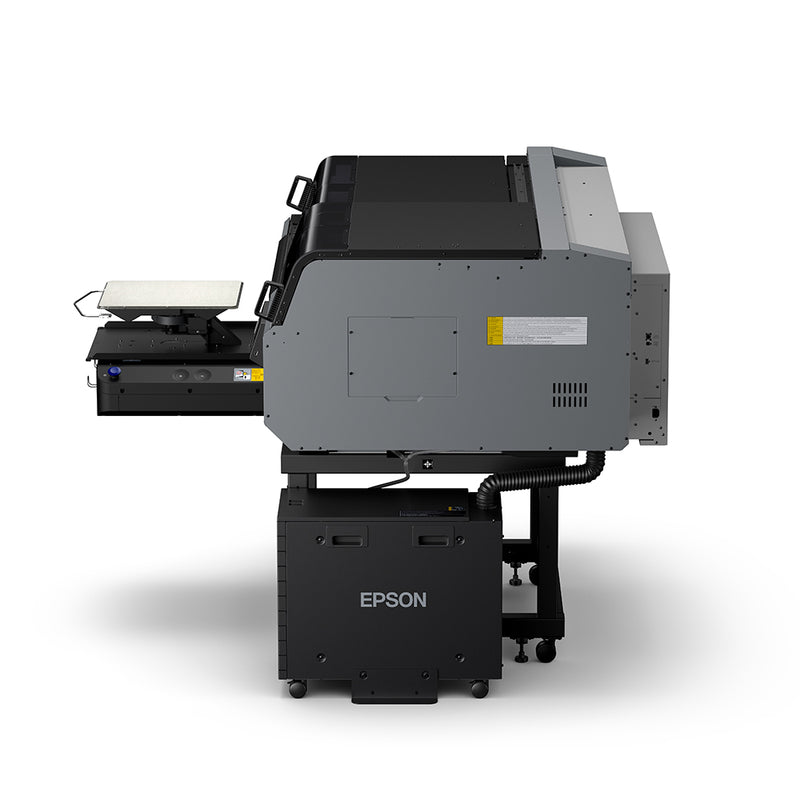 Epson SureColor F3070 Industrial Direct to Garment Printer - Side View