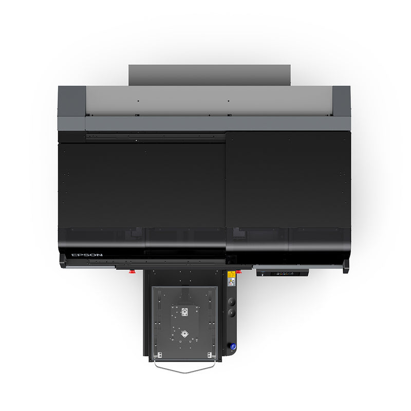 Epson SureColor F3070 Industrial Direct to Garment Printer - Up View