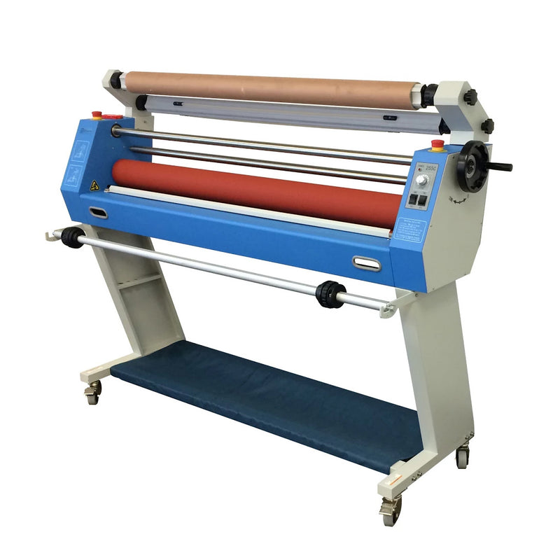 GFP 200 Series Cold Laminator Side View