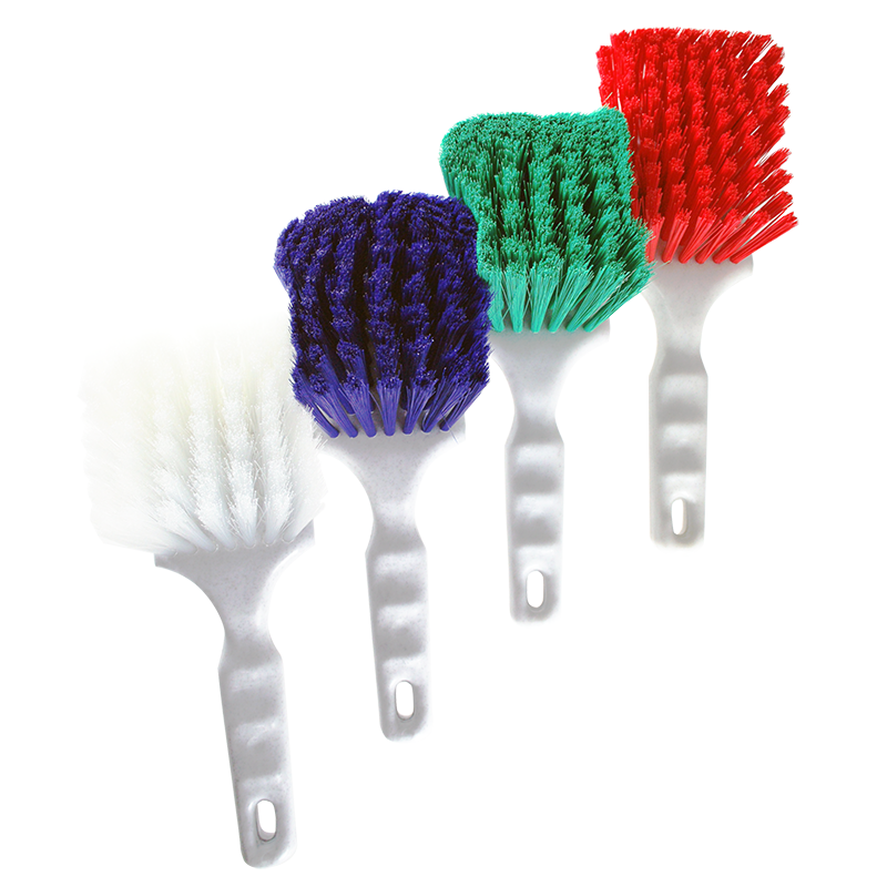 Kiwo Color Coated Screen Brushes #1-4
