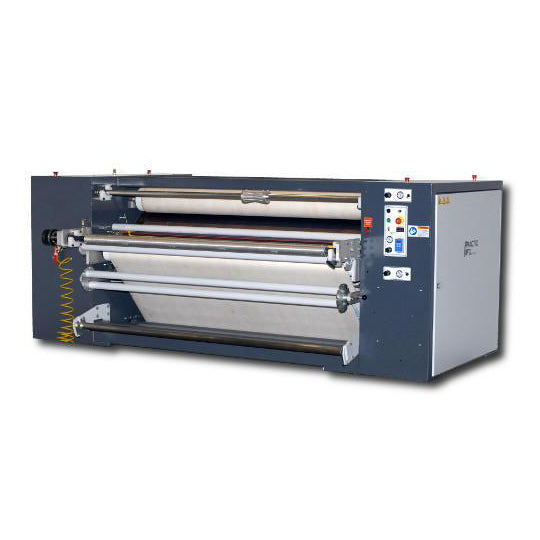 "60"" Practix OK-405R Roll To Roll Rotary Sublimation Transfer Press 24"" Diameter Drum"