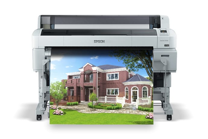 EPSON SureColor T7270 Printer, Dual Roll 44""
