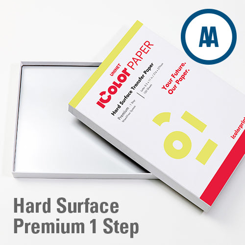iColor Premium 1 Step Hard Surface Transfer Media