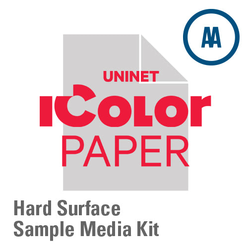 iColor Hard Surface Sample Media Kit