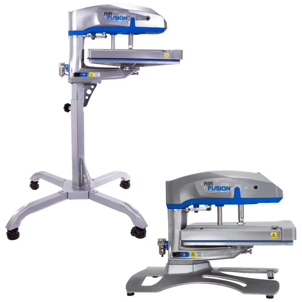 stahls two air fusion® heat presses