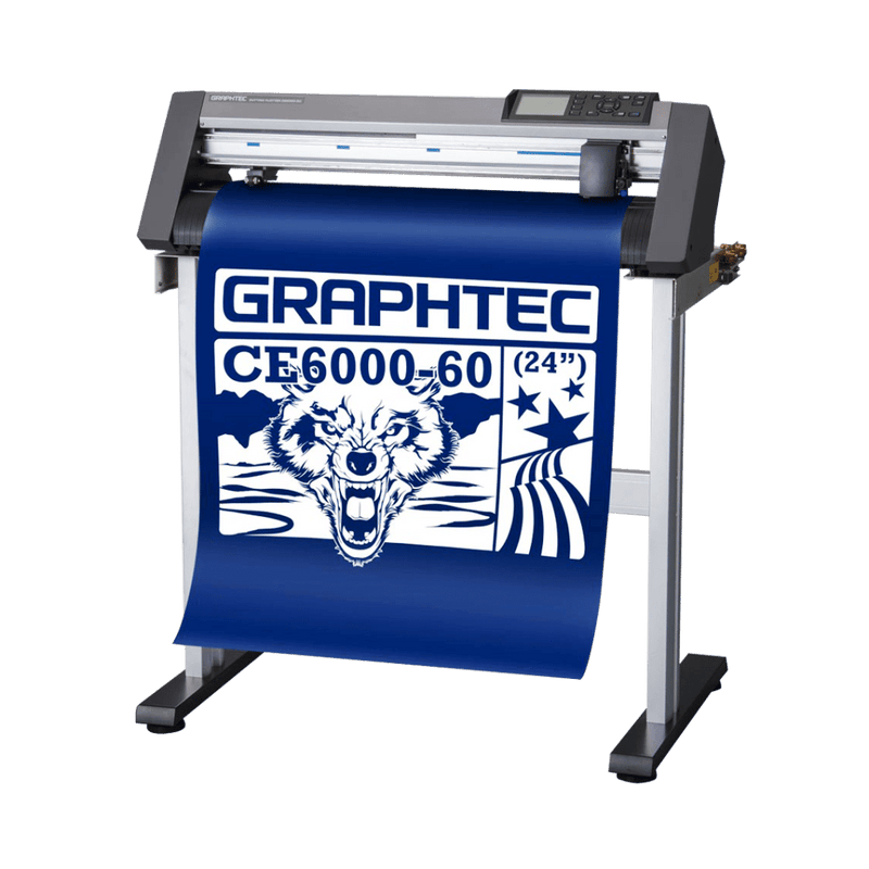 Discontinued - Graphtec CE6000 Plus Cutting Plotter