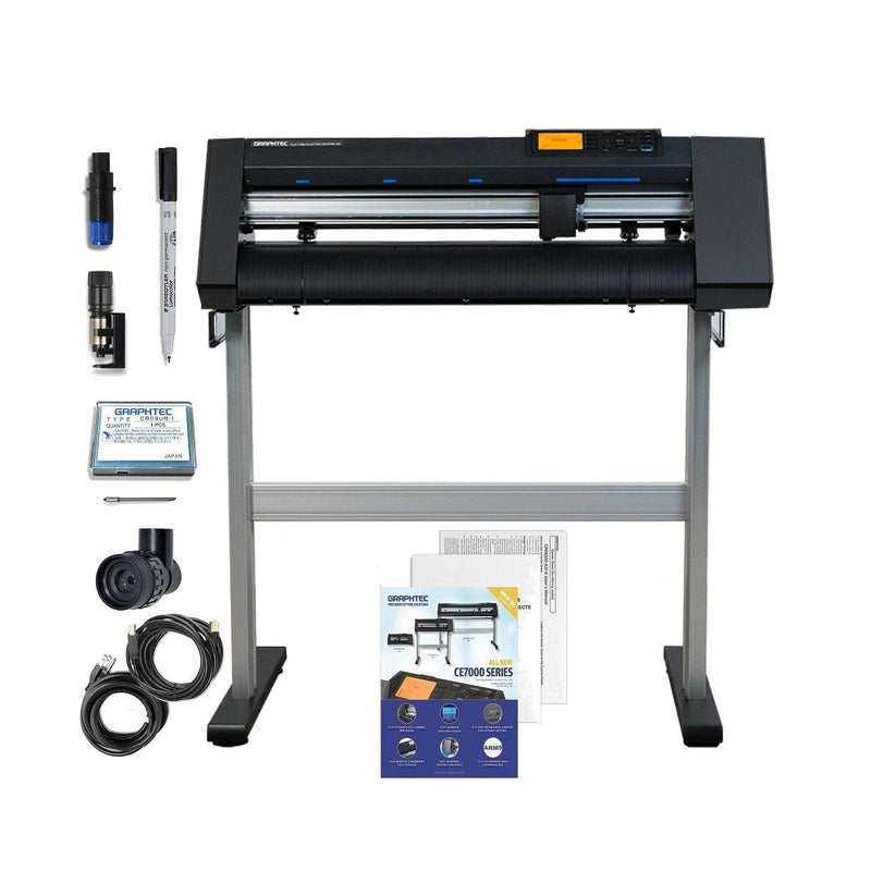 "Graphtec CE7000-60 24"" Wide E-Class Cutter with Stand"