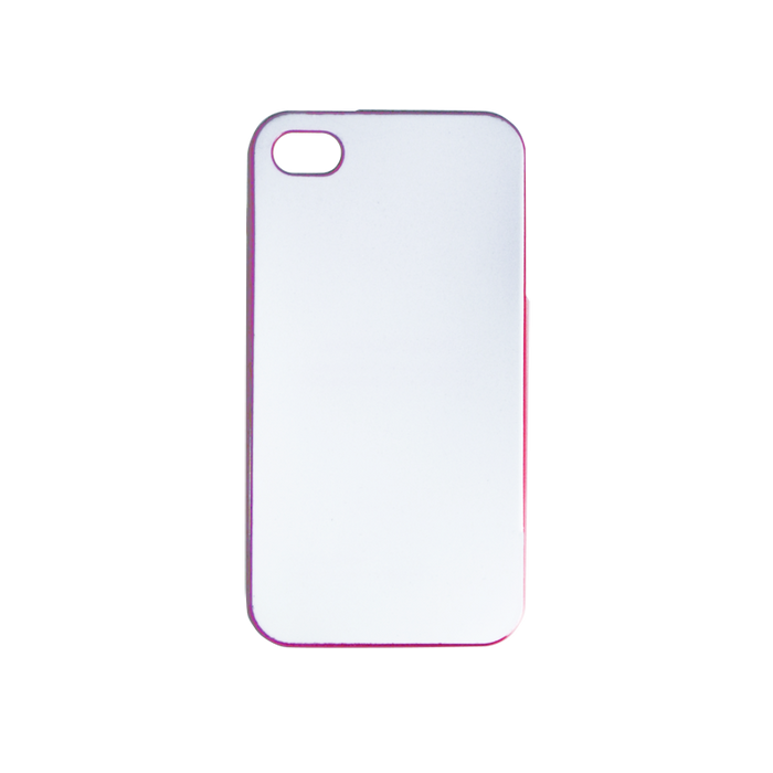 blank pink iphone case for decoration